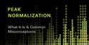 Peak_normalization