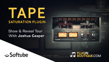 Pluginboutique jc tape overview