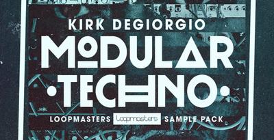Loopmasterskirkdegiorgio modular techno review