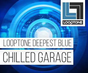 Looptone deepest blue 300 x 250