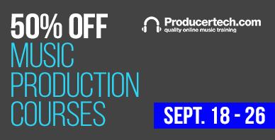 194x99 producertech.com music production courses sale