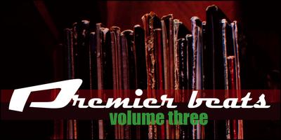 Premier beats vol.3 banner