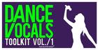 Dance Vocals Toolkit Vol.1