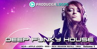 Deep funky house vol 1   1000x500