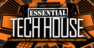 Loopmasters essential tech house 1000 x 512