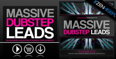 Massive dubstep leads 2