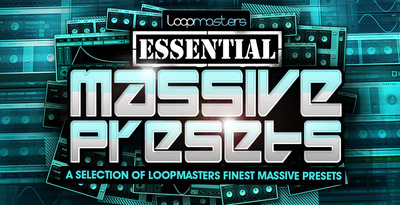 Loopmasters essential massive presets 1000 x 512