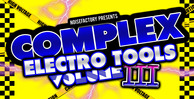 Cover noisefactory complex electro tools vol.3 1000x512