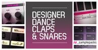 Rv designer dance claps   snares 1000 x 512