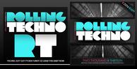 Rolling techno