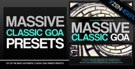Massive classic goa presets 2
