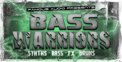 Bass warriors 1000x512