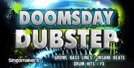 Doomsdaydubstep art 1000x500