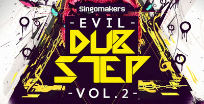 1000x512 evil dubstep vol 2