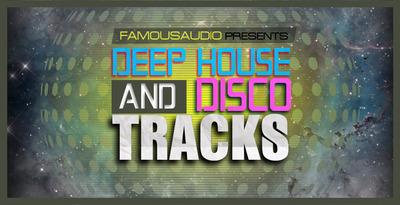 Deep house   disco tracks 1000x512