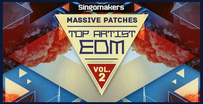 1000x512 top artist edm massive patches 2