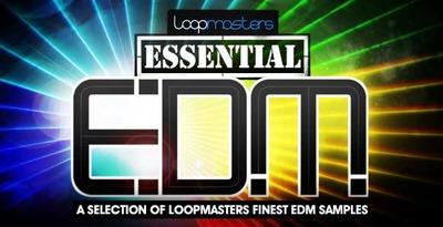 Loopmasters essential edm 582 x 298