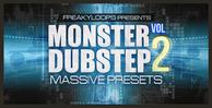 Monster dubstep vol 2 1000x512
