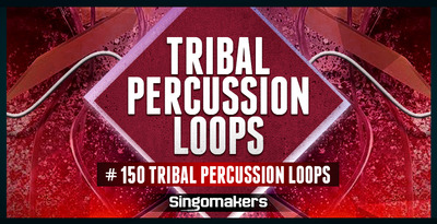 1000x512 tribal percussion loops