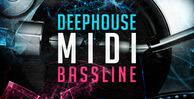 Deephouse  midi bassline 512