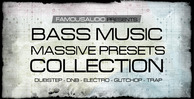 Bass music massive presets collection 1000x512