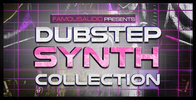 Dubstep synth collection 1000x512