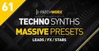 Techno Synths Massive Presets
