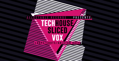 Dr sliced tech house vox 512