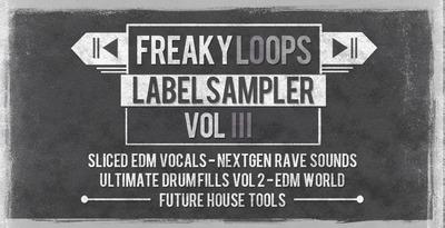 Freaky loops label sampler vol3 1000x512