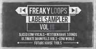 Freaky loops label sampler vol3 1000x512