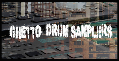 Ghettodrumsamplers 1000x512