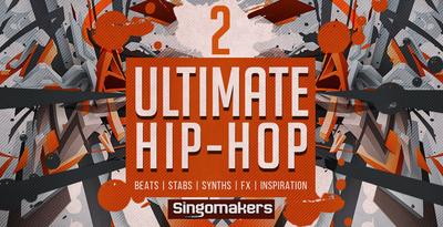 Singomakers ultimate hip hop vol 2 1000x512
