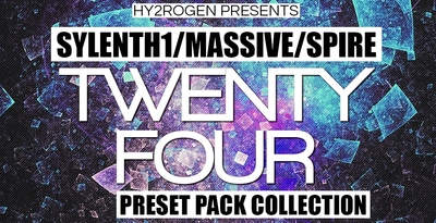 24 Preset Packs