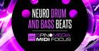 MIDI Focus - Neuro Drum & Bass Beats