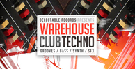 Warehouse club techno 512