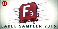 F9 015 label sampler rectpriced