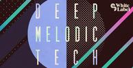 Sm white label   deep melodic tech   banner 1000x512   out