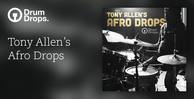 Tony allens afro drops banner