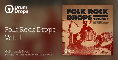Folk rock drops multi track