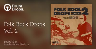 Folk rock drops vol 2 loops