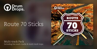 Route 70 sticks multi track