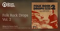 Folk rock drops vol 2 mixes