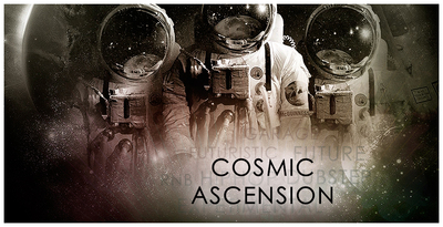 Cosmic ascension 1000x512