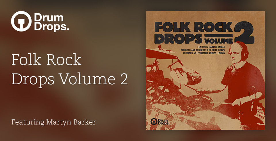 Folk rock drop volume 2