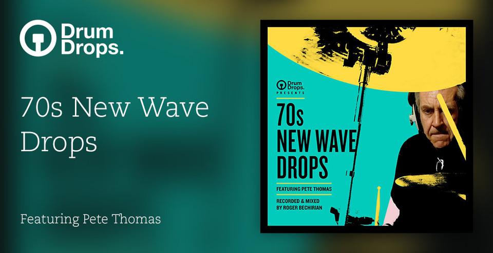 70s new wave drops