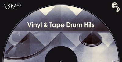 Sm43   vinyl   tape drum hits   banner 1000x512   out