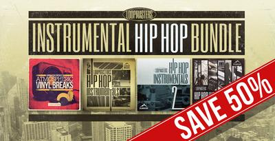 Hip Hop Instrumentals Bundles