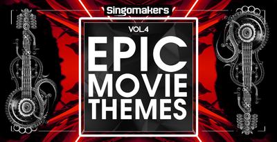 Singomakers epic movie themes vol 4 1000x512