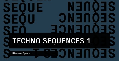 Riemann techno sequences 1 512