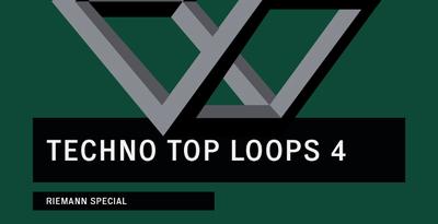 Riemann techno top loops 04 banner